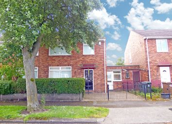 Thumbnail 3 bed semi-detached house for sale in Goathland Avenue, Forest Hall, Newcastle Upon Tyne