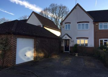 Thumbnail 3 bedroom semi-detached house for sale in Hedge End, Southampton, Hampshire