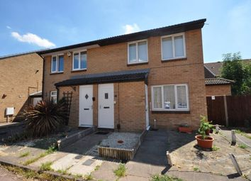 Thumbnail 1 bed maisonette to rent in Aubrietia Close, Harold Wood, Romford