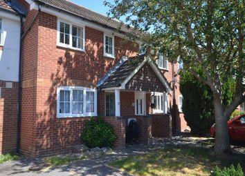 Thumbnail 2 bed terraced house to rent in Jutland Close, Titchfield Park, Fareham