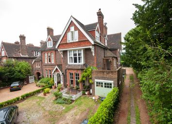Thumbnail 3 bed flat for sale in Doods Road, Reigate, Surrey