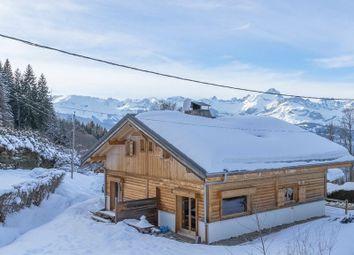Thumbnail 8 bed chalet for sale in St Gervais Les Bains, Haute Savoie