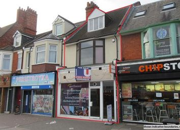 Thumbnail Retail premises for sale in 353 Wellingborough Road, Northampton