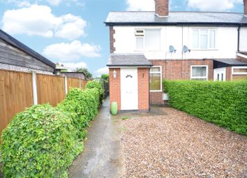 Thumbnail 2 bed terraced house for sale in Wilford Crescent, Ruddington, Nottingham
