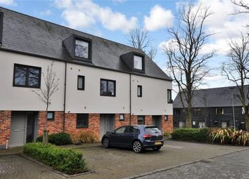 Thumbnail 4 bedroom terraced house for sale in Pavilion Way, Saffron Walden, Essex