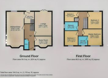 Thumbnail 4 bed detached house for sale in Inveresk Road, Tilston, Malpas