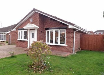 Thumbnail 3 bed bungalow for sale in Westcliffe Way, South Shields