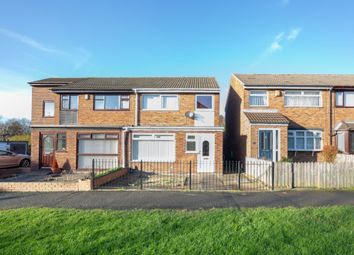 Thumbnail 3 bedroom semi-detached house for sale in Renfrew Green, Newcastle Upon Tyne