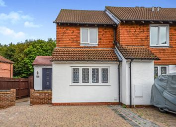 Thumbnail 2 bed end terrace house for sale in Torridge Gardens, West End, Southampton