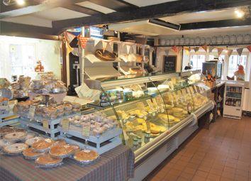 Thumbnail Retail premises for sale in Bakers & Confectioners DE45, Derbyshire