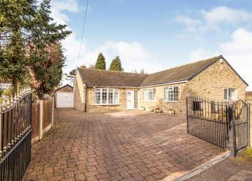 Thumbnail 3 bed detached bungalow for sale in Hardakers Lane, Ackworth, Pontefract