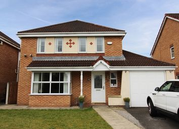 Thumbnail 4 bed detached house to rent in Greendale Drive, Radcliffe, Manchester