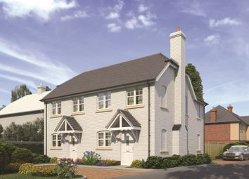 Thumbnail 3 bed semi-detached house for sale in Anstey Mill Lane, Alton