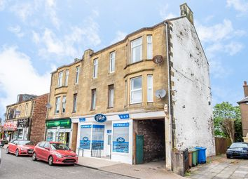 Thumbnail 1 bedroom flat for sale in King Street, Stenhousemuir