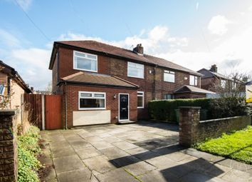 Thumbnail 5 bed semi-detached house for sale in Church Hill Road, Ormskirk