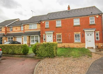 Thumbnail 3 bed terraced house to rent in Doulton Close, Church Langley, Harlow, Essex