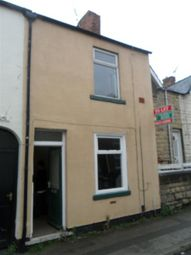 Thumbnail 2 bed end terrace house to rent in Newton Street, Mansfield