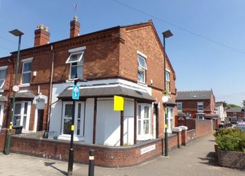 Thumbnail 5 bed end terrace house for sale in Dartmouth Road, Selly Oak, Birmingham, West Midlands