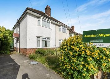 Thumbnail 2 bed semi-detached house for sale in Swift Gardens, Southampton