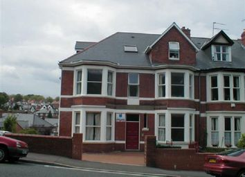 Thumbnail 1 bed flat to rent in Llanthewy Road, Flat 4, Newport, Newport.