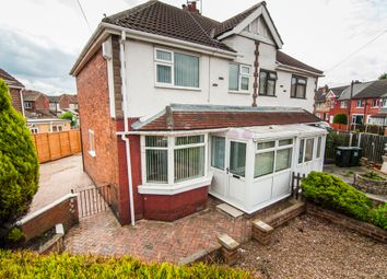 Thumbnail 3 bed semi-detached house for sale in Victoria Road, Edlington, Doncaster