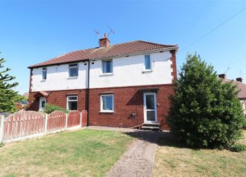 Thumbnail 2 bed semi-detached house for sale in Church View, Barlborough, Chesterfield