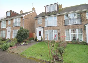 5 bed semi-detached house for sale in Greenacres, Shoreham-By-Sea BN43