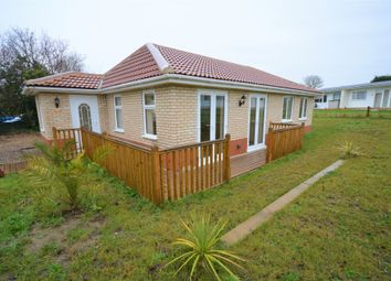Thumbnail 2 bed detached bungalow for sale in Wild Lupin, Alandale Drive, Kessingland
