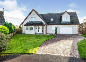 Thumbnail 5 bed detached house for sale in 17 Beinn View, Conon Bridge