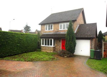 Thumbnail 4 bedroom detached house to rent in Kilburn Close, Calcot, Reading