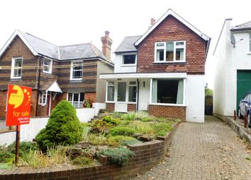 Thumbnail 2 bed detached house for sale in Church Hill, Shepherdswell, Dover, Kent