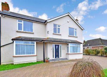 Amsbury Road, Coxheath, Maidstone, Kent ME17. 4 bed detached house