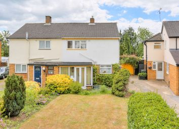Thumbnail 2 bedroom semi-detached house for sale in Barnfield Road, St.Albans