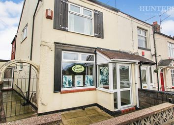 Thumbnail 2 bed semi-detached house for sale in Endon Road, Norton Green