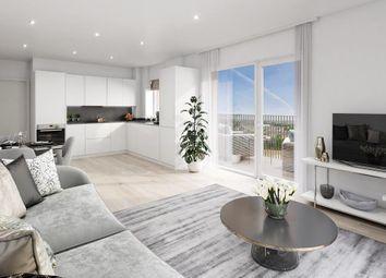 "Thumbnail 2 bedroom flat for sale in ""No.10 Watkin Road"" at Watkin Road, Wembley"