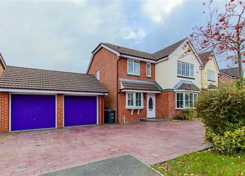 Thumbnail 4 bed detached house for sale in England Avenue, Blackburn