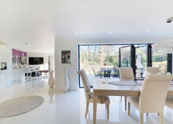 Thumbnail 4 bed semi-detached house for sale in Highfields, Sunningdale, Ascot