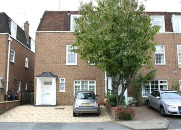 Thumbnail 4 bedroom detached house to rent in The Marlowes, St John's Wood, London