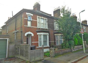 Thumbnail 4 bedroom flat for sale in Malden Road, Watford, Hertfordshire