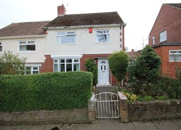 Thumbnail 3 bed semi-detached house for sale in Abercorn Road, Sunderland, Tyne And Wear