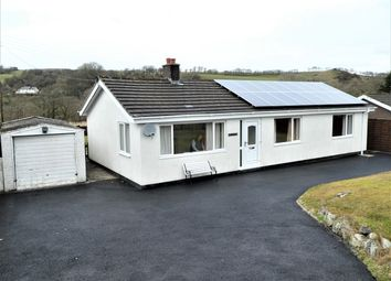 Thumbnail 3 bed detached bungalow for sale in Llangwyryfon, Aberystwyth