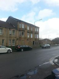 Thumbnail 1 bed flat to rent in Old Shettleston Road, Glasgow