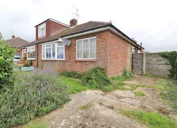 Thumbnail 2 bedroom semi-detached bungalow for sale in Maple Drive, Denmead, Waterlooville