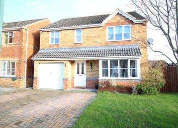 Thumbnail 4 bedroom detached house for sale in Dickens Way, Crook