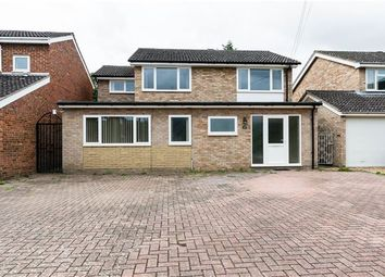 Thumbnail 5 bed detached house for sale in The Limes, Harston, Cambridge