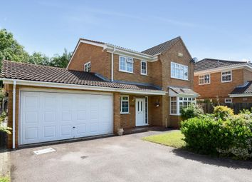 Thumbnail 4 bed detached house for sale in Shearwater Drive, Langford