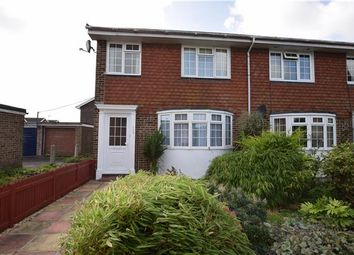 Thumbnail 3 bed semi-detached house for sale in Priory Road, Eastbourne, East Sussex