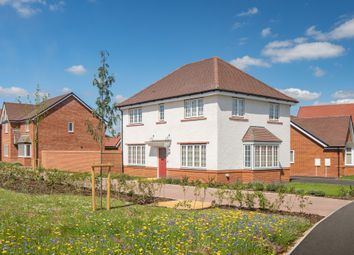 "Thumbnail 4 bed detached house for sale in ""The Brooke"" At Wood Lane, Binfield, Bracknell RG42, Near Bracknell,"