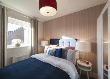 Thumbnail 3 bed semi-detached house for sale in The Houghton, Victoria Park, Off Boothen Old Road, Stoke