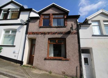 Thumbnail 3 bed terraced house for sale in Ann Street, Abercynon, Mountain Ash